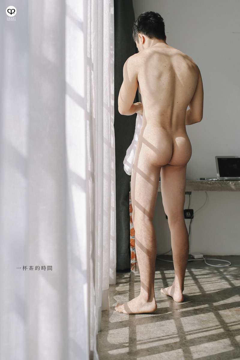 male portrait bedroom male artistic nude photography